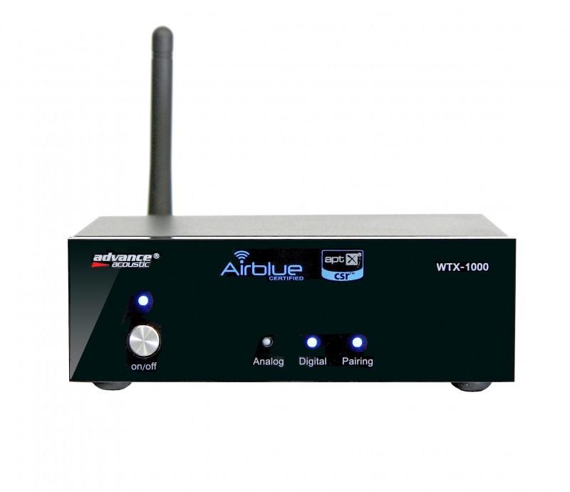 Wtx 1000 bluetooth aptx aac ontvanger servi q - Ontvanger x ...