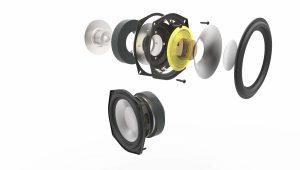 Afbeelding Elac Uni-Fi woofer 1500x849