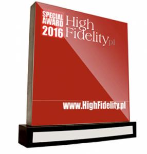Special Award HighFidelity.pl