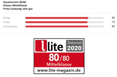 Testconclusie N15D in LITE-MAGZIN.de